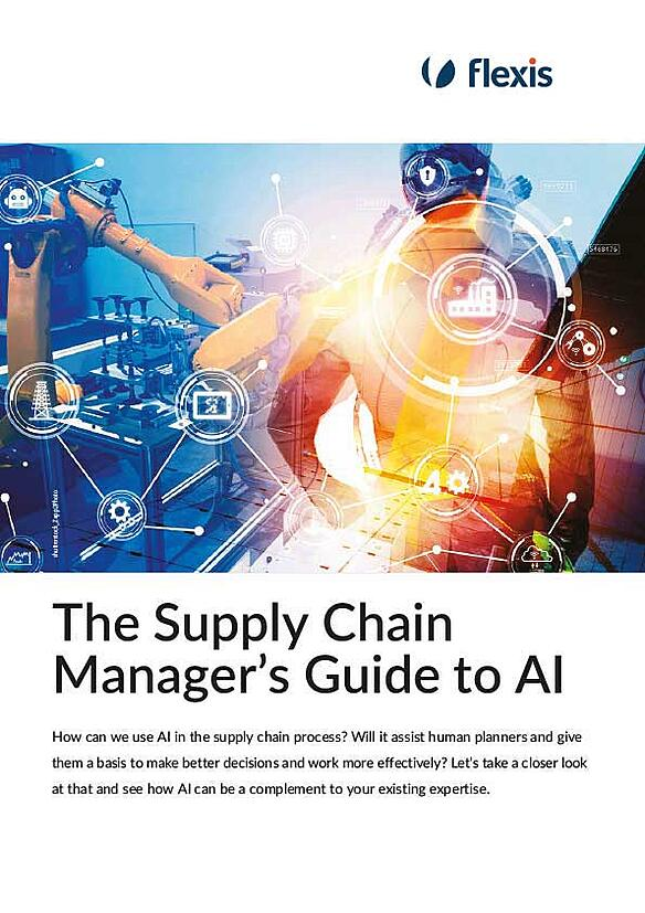 The Supply Chain Manager's Guide to AI